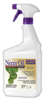 Neem Oil Spray